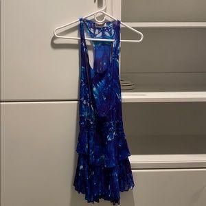 Loveshackfancy tie dye dress